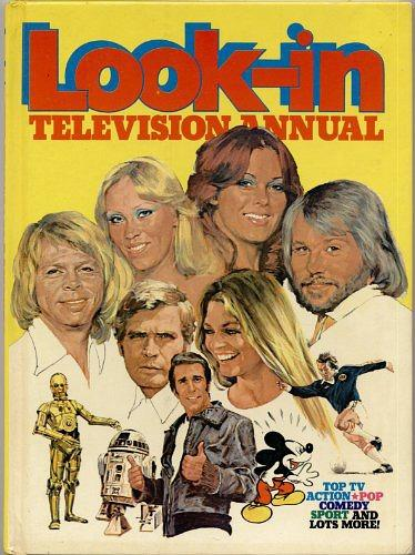 Look-In Television Annual 1979 ft. Abba