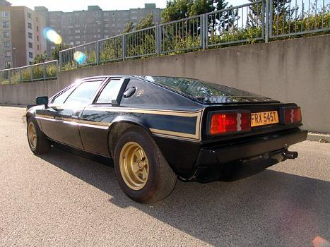 1979 Limited Edition S2 Lotus Esprit John Player Special (JPS)
