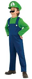 Luigi Costume for Boys