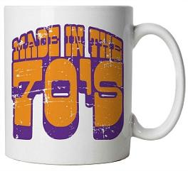 Made in the 70's mug