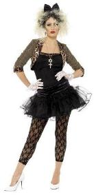 Madonna 80s Fancy Dress Wild Child Costume