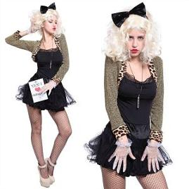 Madonna Desperately Seeking Susan Fancy Dress Costume