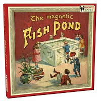Traditional Magnetic Fish Pond Game