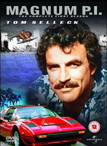 Magnum P.I. Tom Selleck (1980 to 1988)