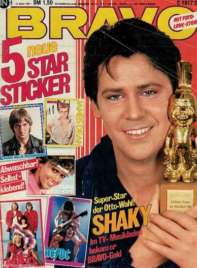 Bravo Jan 1982 ft. Shakin' Stevens