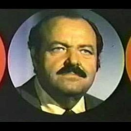 Cannon TV show titles - William Conrad as Frank Cannon