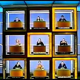 Celebrity Squares with Bob Monkhouse