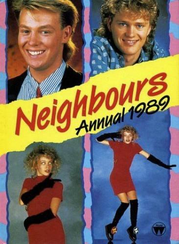 Neighbours Annual 1989