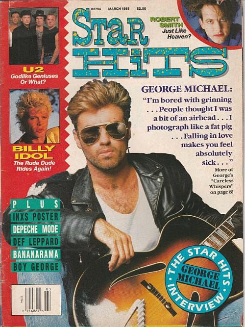 Star Hits March 1988 ft. George Michael