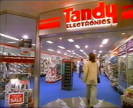 Tandy Electronics Store