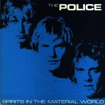 Spirits in the Material World single by The Police