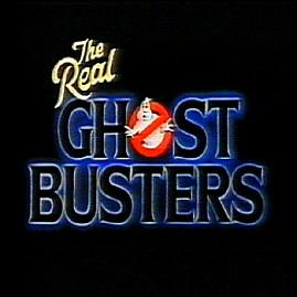 The Real Ghostbusters Cartoon Titles