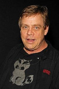 Mark Hamill who played Luke Skywalker in the Star Wars movies