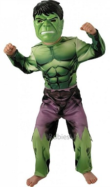 Marvel Hulk Costume for Kids