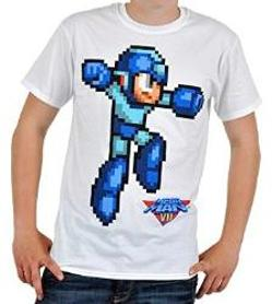 Megaman Nintendo Video Game T-shirt