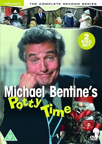 Michael Bentine's Potty Time - series two DVD