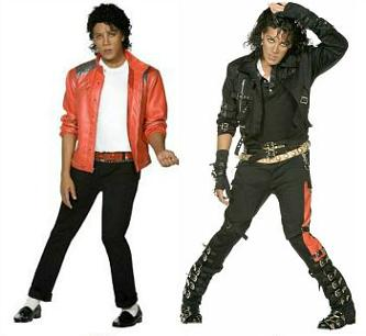 Michael Jackson Costumes at Simplyeighties.com
