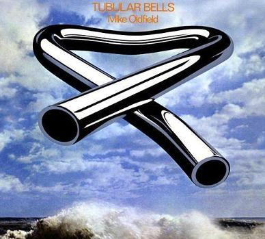 Mike Oldfield - Tubular Bells (album sleeve)