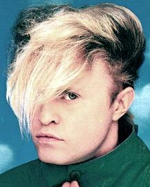 80s Hair - Mike Score, Flock Of Seagulls