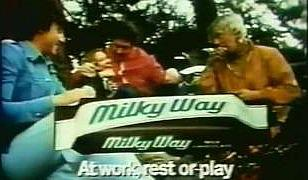 70s Chocolate - Milky Way Bar