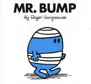 Mr Bump Book by Roger Hargreaves