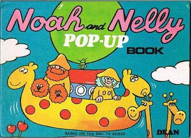 Noah And Nelly Pop-Up Book