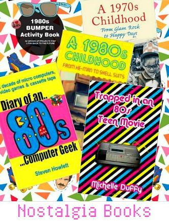 Books from the 70s and 80s