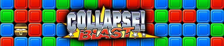 Collapse Blast banner