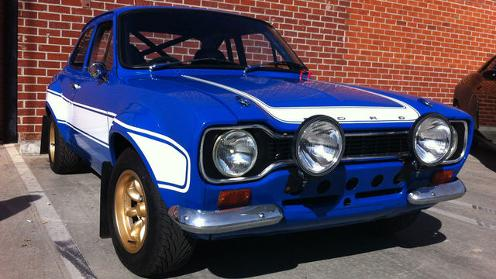 Ford Escort Mk1 (public domain photo)