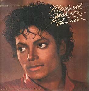 Michael Jackson Thriller single