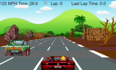 Play Outrun Online Game