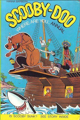 Scooby-Doo Where Are You Annual 1980