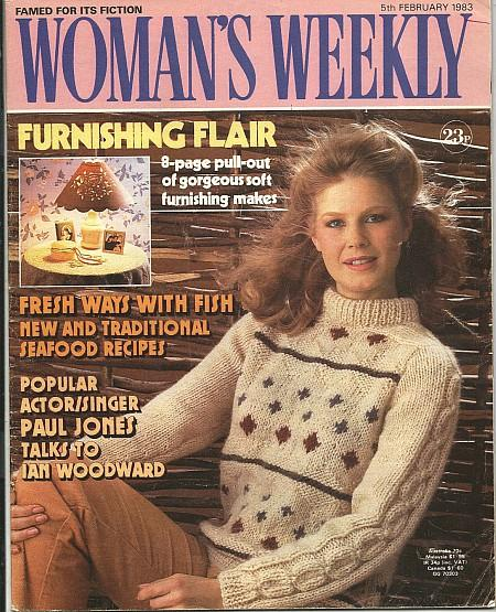Woman's Weekly Feb 5 1983