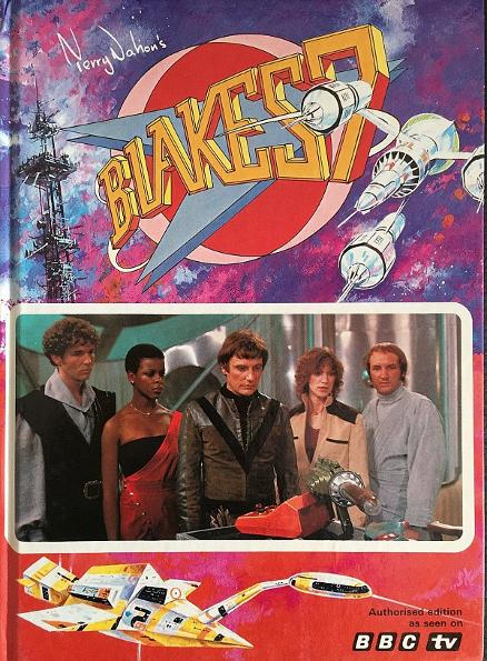 BBC TV Blakes 7 Annual 1981