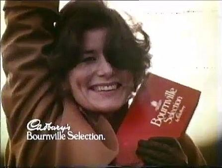 Cadbury;s Bournville Selection advert 1982
