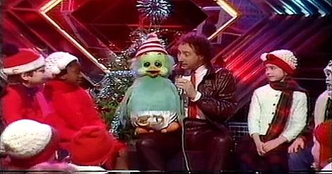 Keith Harris and Orville performing