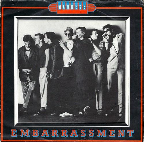 DEC 19 - MADNESS - EMBARRASSMENT - The band's fifth single which reached #4 in December 1980 with lyrics and video.