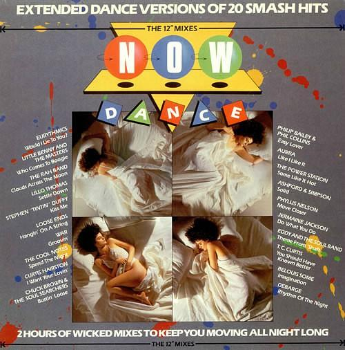 Now Dance 1 LP - the 12