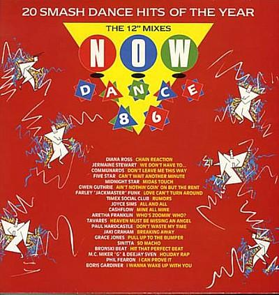 Now Dance 86 - The 12
