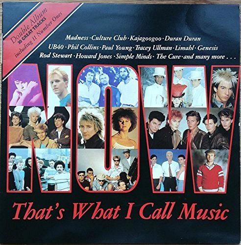 Now That's What I Call Music 1 LP (1983)