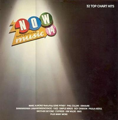Now That's What I Call Music 14 LP (1989)