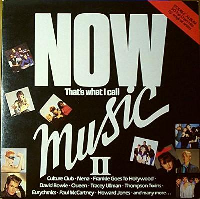 Now That's What I Call Music 2 LP (1984)
