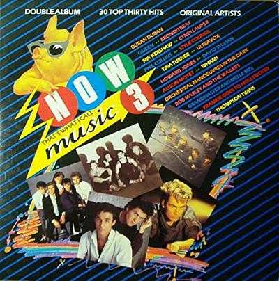 Now That's What I Call Music 3 LP (1984)