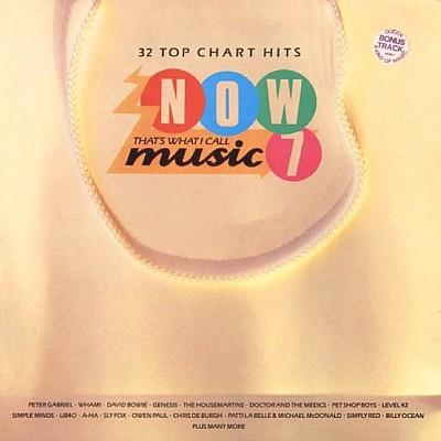 Now That's What I Call Music 7 LP (1986)