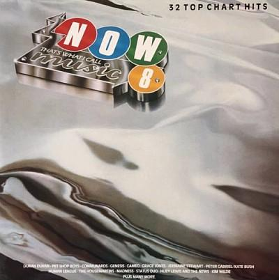Now That's What I Call Music 8 LP (1986)