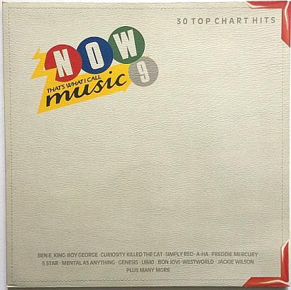Now That's What I Call Music 9 LP (1987)