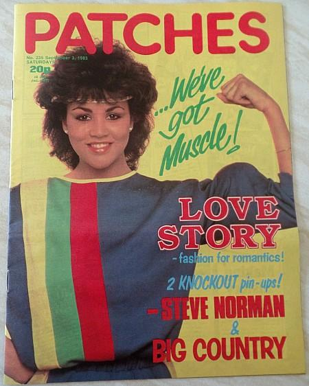 Patches magazines Sept 3 1983