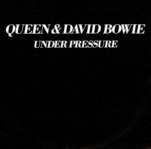 Queen and David Bowie 7 inch vinyl single (1981)