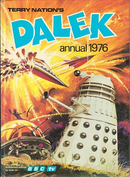 Terry Nation's Dalek Annual 1976 by BBC TV