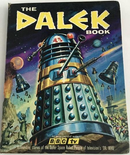 The Dalek Book 1964 - BBC TV by Souvenir Press Ltd